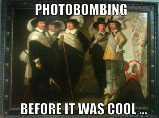 photobombin