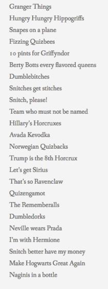 team-names